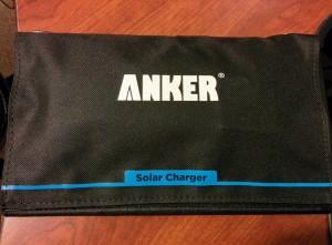 Anker 14W Solar Panel